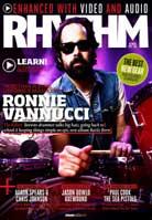 Rhythm magazine October 2012