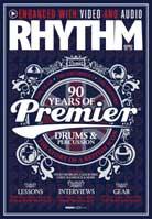 Rhythm magazine November 2012