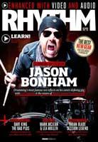 Rhythm magazine December 2012
