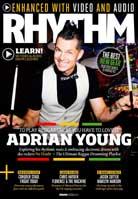 Rhythm magazine January 2013