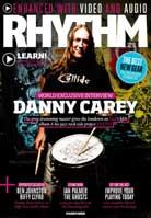 Rhythm magazine February 2013