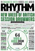 Rhythm magazine March 2013