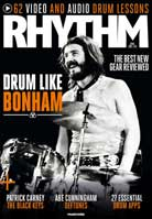 Rhythm magazine April 2013