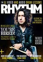 Rhythm magazine June 2013