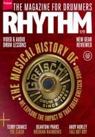 Rhythm magazine September 2013