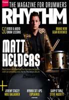 Rhythm magazine October 2013