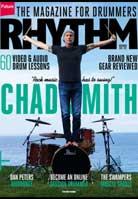 Rhythm magazine November 2013