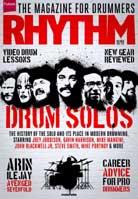 Rhythm magazine December 2013