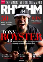 Rhythm magazine January 2014