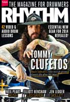 Rhythm magazine March 2014