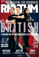 Rhythm magazine May 2014