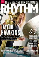 Rhythm magazine June 2014