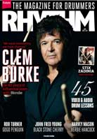 Rhythm magazine July 2014