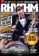 Rhythm magazine August 2014