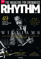 Rhythm magazine Summer 2014