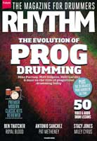 Rhythm magazine September 2014