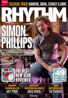 Rhythm magazine October 2014