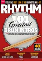 Rhythm magazine November 2014