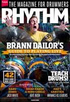 Rhythm magazine December 2014