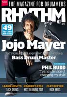 Rhythm magazine January 2015
