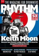Rhythm magazine February 2015
