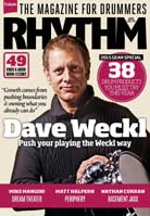 Rhythm magazine March 2015