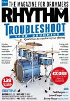 Rhythm magazine April 2015