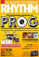 Rhythm magazine July 2015