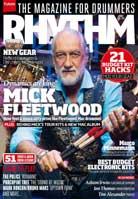Rhythm magazine August 2015