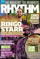Rhythm magazine Summer 2015