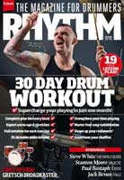 Rhythm magazine September 2015