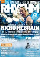 Rhythm magazine October 2015