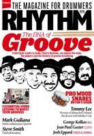 Rhythm magazine November 2015