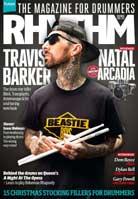 Rhythm magazine December 2015
