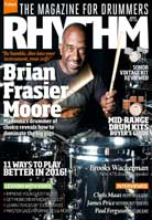 Rhythm magazine January 2016