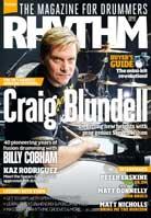 Rhythm magazine February 2016