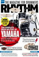 Rhythm magazine March 2016
