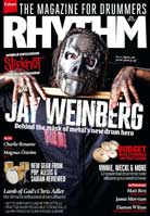 Rhythm magazine April 2016