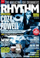Rhythm magazine June 2016