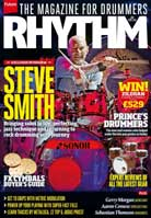 Rhythm magazine July 2016