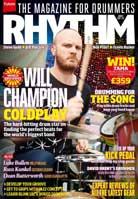 Rhythm magazine August 2016