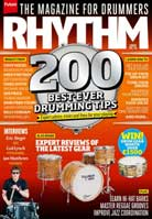 Rhythm magazine Summer 2016