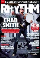 Rhythm magazine September 2016
