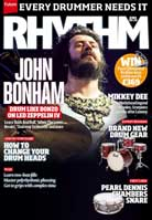 Rhythm magazine October 2016