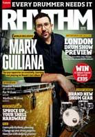 Rhythm magazine November 2016