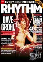 Rhythm magazine December 2016