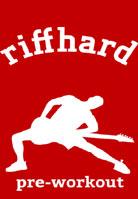 Riffhard – Pre-Workout