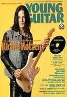 Richie Kotzen – Young Guitar (September 2007)