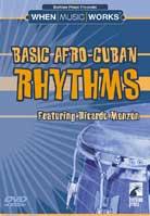 Ricardo Monzon – Basic Afro-Cuban Rhythms