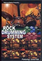Jared Falk – Rock Drumming System